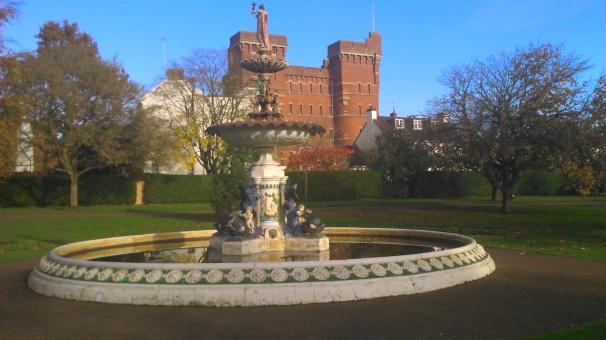 Vivary Park, Taunton